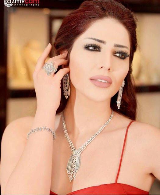 صافي مكرم ملكة جمال العراق