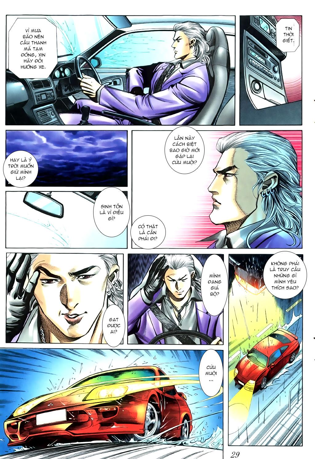 Người Trong Giang Hồ chapter 430 trang 22