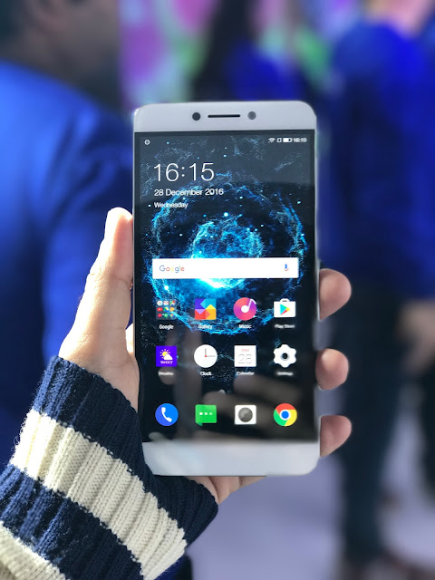 Coolpad launches Cool 1 with dual camera, 4000 mAh battery, 4 GB RAM at an impressive price of Rs. 13999