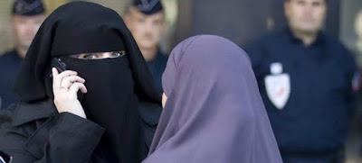 Alemania, velo, islam, ISIS, musulman