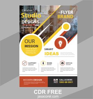 Brosur CDR gratis