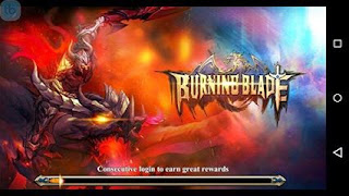 Burning Blade Preview 1