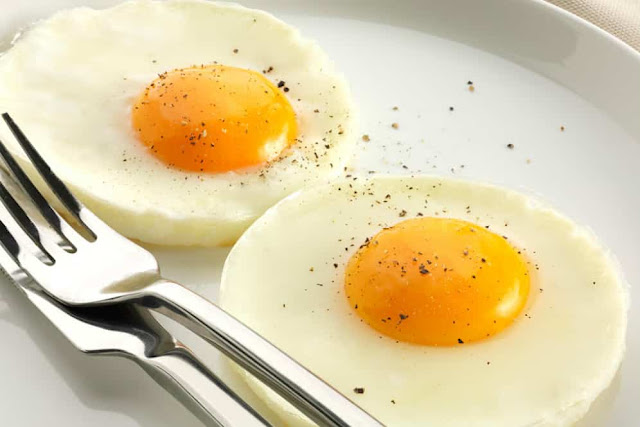 Contoh Teks Prosedur Membuat Telur Mata Sapi