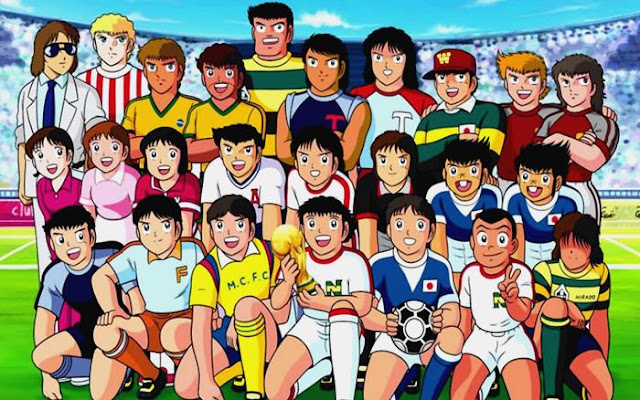 Anime sport lawas terbaik sepanjang masa