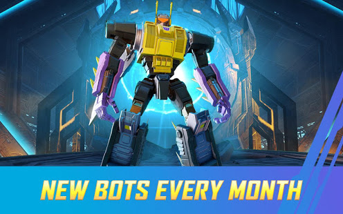 TRANSFORMERS: Forged to Fight Mod Apk Full