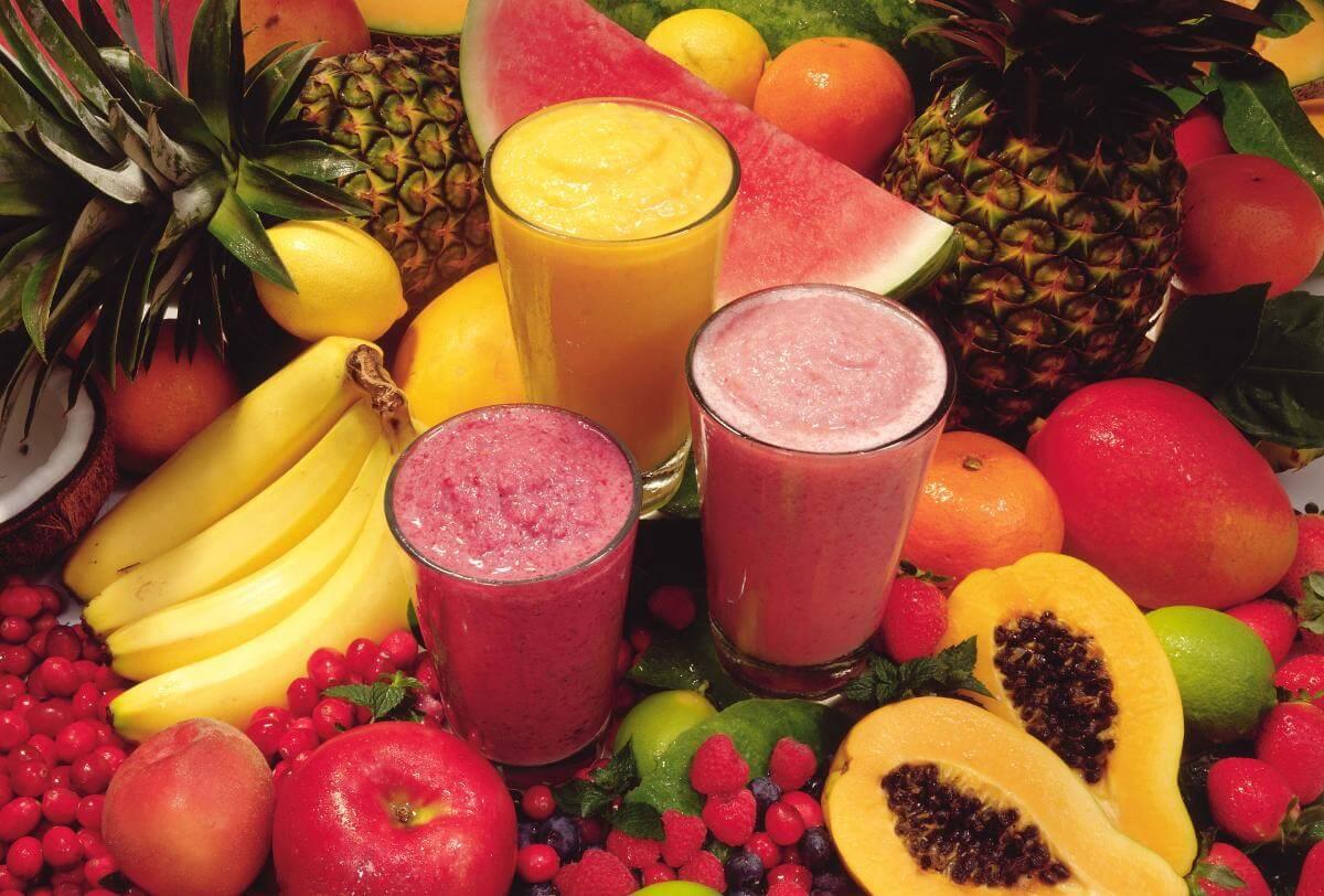 Benefícios da introdução de frutas ou sucos naturais numa alimentação saudável!