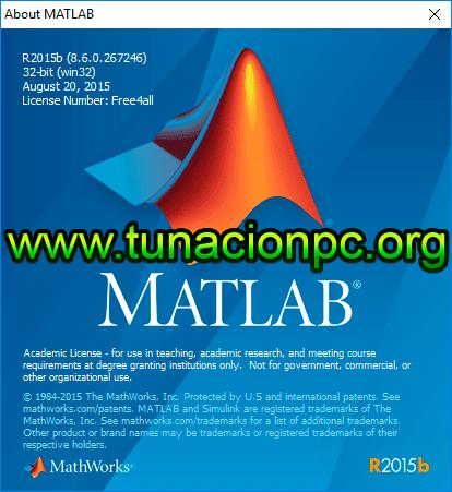 Mathworks Matlab R2017b/R2016b/R2015b Imagen