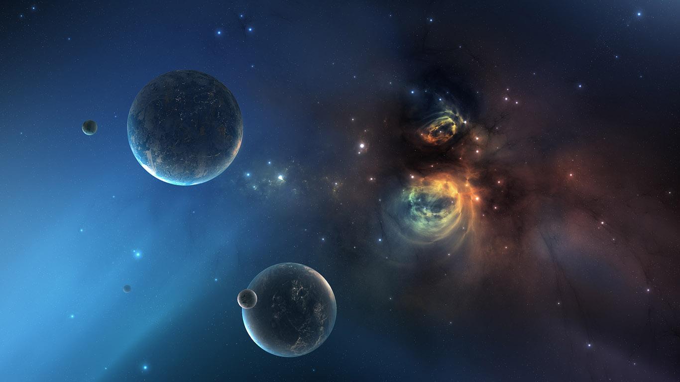Space Demonic Art Hd Wallpaper: 180 Impressive Digital Art- Space HD Wallpapers