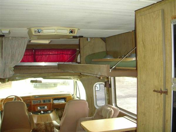Used RVs Best Small RV Deal, 1978 Dodge Renaissance For Sale by Owner