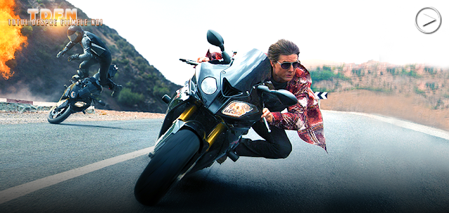 Tom Cruise, duce acţiunea la un alt nivel în noul trailer extins Mission Impossible 5: Rogue Nation