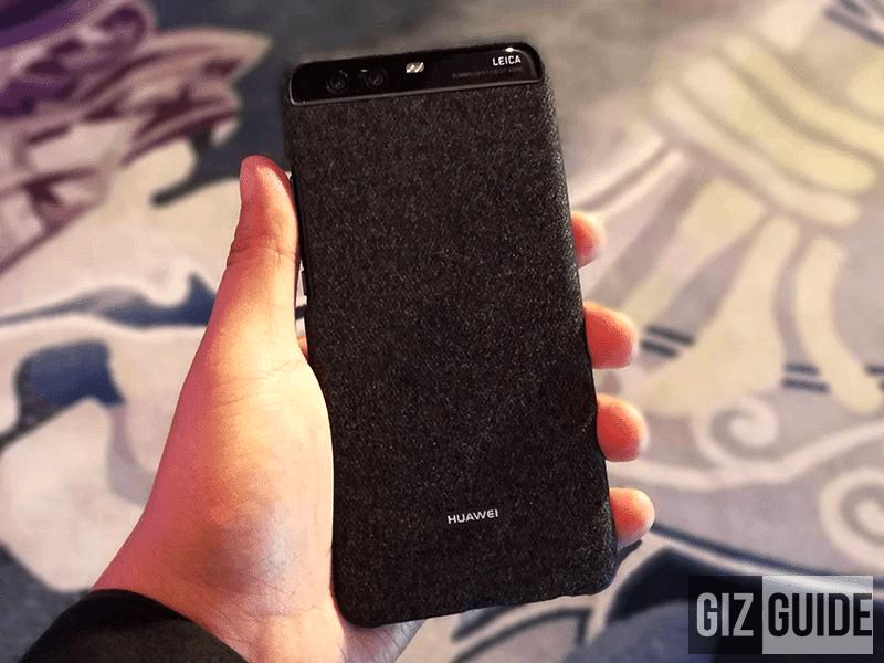 The gorgeous Huawei P10 Plus
