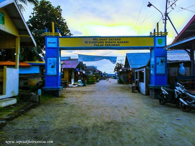 Kampung Pulau Derawan