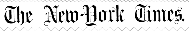 nameplate– The New-York Times.