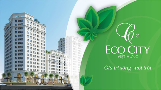 Phối cảnh Ecocity Long Biên Việt Hưng
