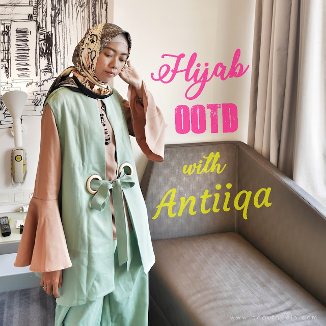 Hijab OOTD Antiiqa