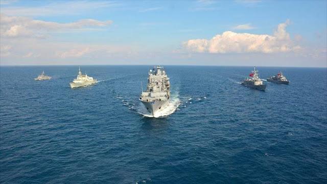 Turquía: OTAN no debe usar puertos en las islas del este del Egeo