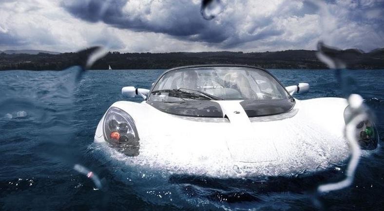 World Defense Review Underwater Concept Car Squba
