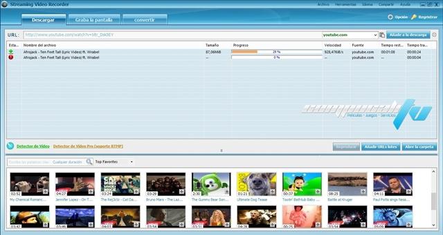 Apowersoft Streaming Video Recorder Versión 4.8.8 Español