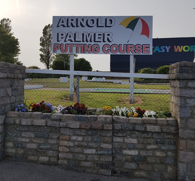 The Arnold Palmer Putting Course in Cleethorpes