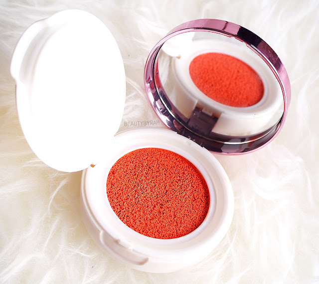 loreal lucent magique cushion blush