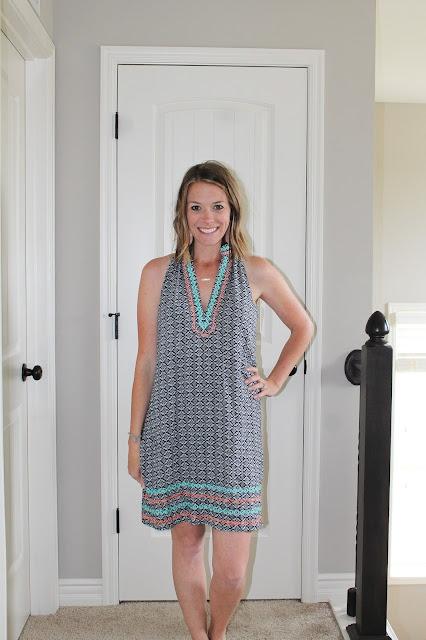 Stitch Fix: THML | Chana Embroidered Dress
