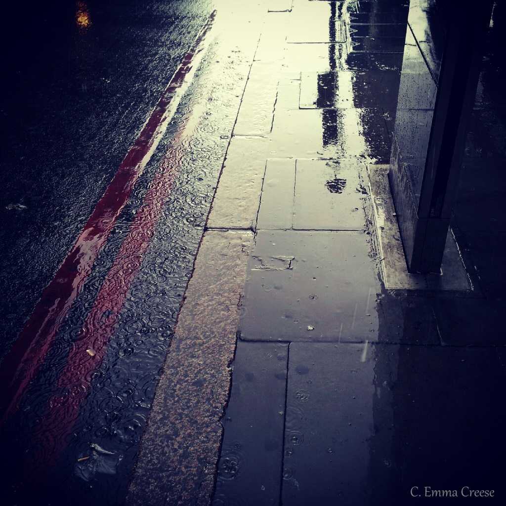 Living London: Rainy Bank Holidays