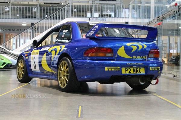 Subaru Impreza WRC Collin McRae 1997