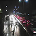 Avenida Lima e Silva com trânsito lento