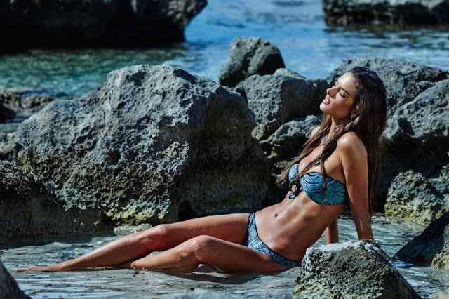 Ale by Alessandra Swim Campaign Spring/Summer 2016