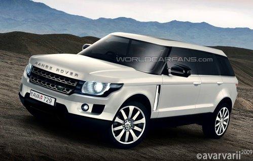 Watchcaronline Range Rover
