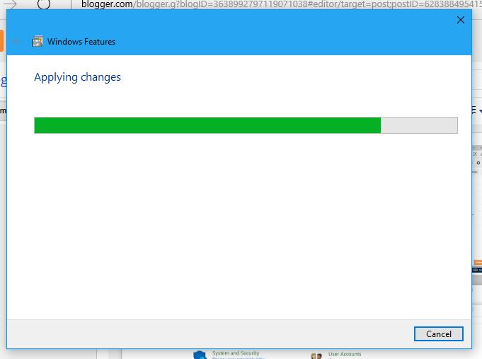 [TUTORIAL] Cara Menginstall Microsoft .NET Framework 3.5 di Windows 10 64-bit secara Online