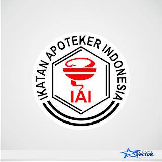 Ikatan Apoteker Indonesia (IAI) logo Vector cdr Download