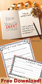 Setting S.M.A.R.T. goals with your students just got a whole lot easier!  Free Download!