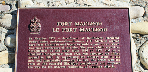 Brokeback Mountain Filming Locations Fort Macleod Alberta