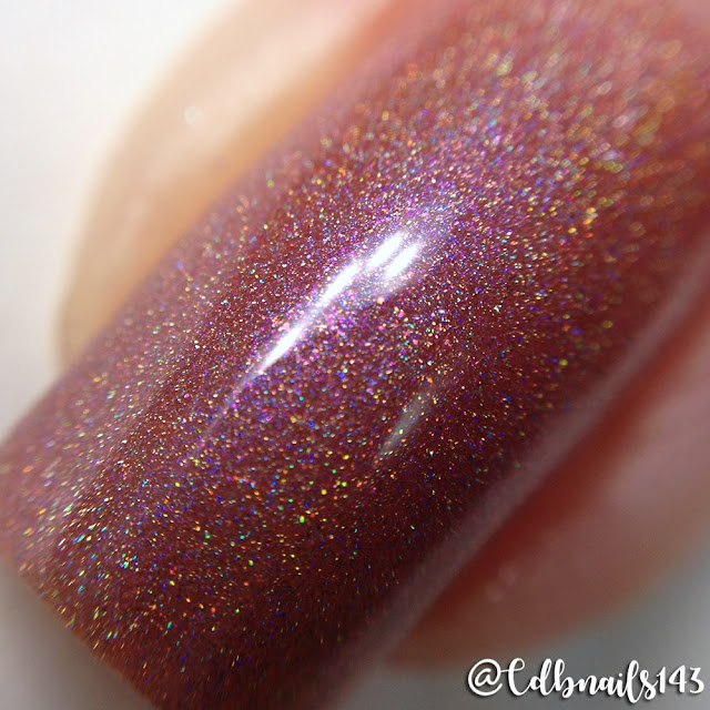 Sassy Pants Polish-Forest Sunrise