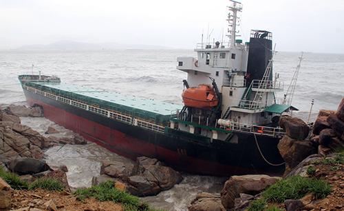 Vì sao hậu quả bão Damrey đặc biệt nghiêm trọng? www.banhxepu.net