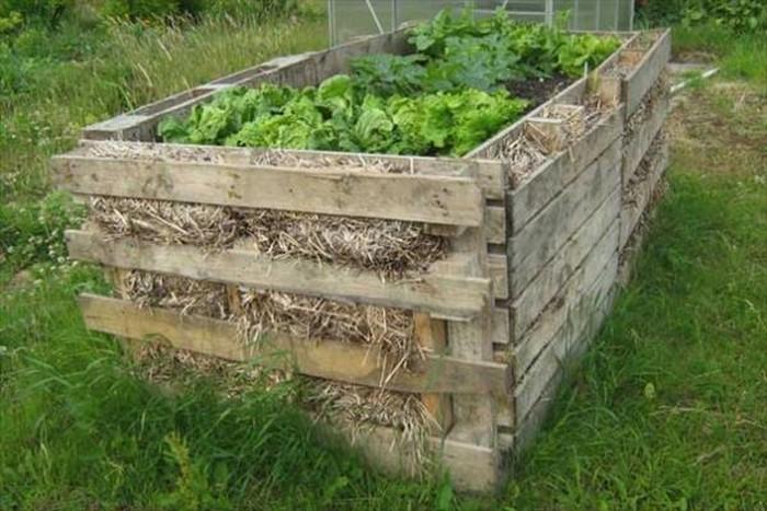 30 Pallet Planter Create Ideas Pallets Platform