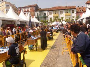 Santoña se prepara para la Feria de la Anchoa