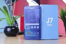 Harga Samsung Galaxy J7 Duo Terbaru beserta Spesifikasi Lengkap