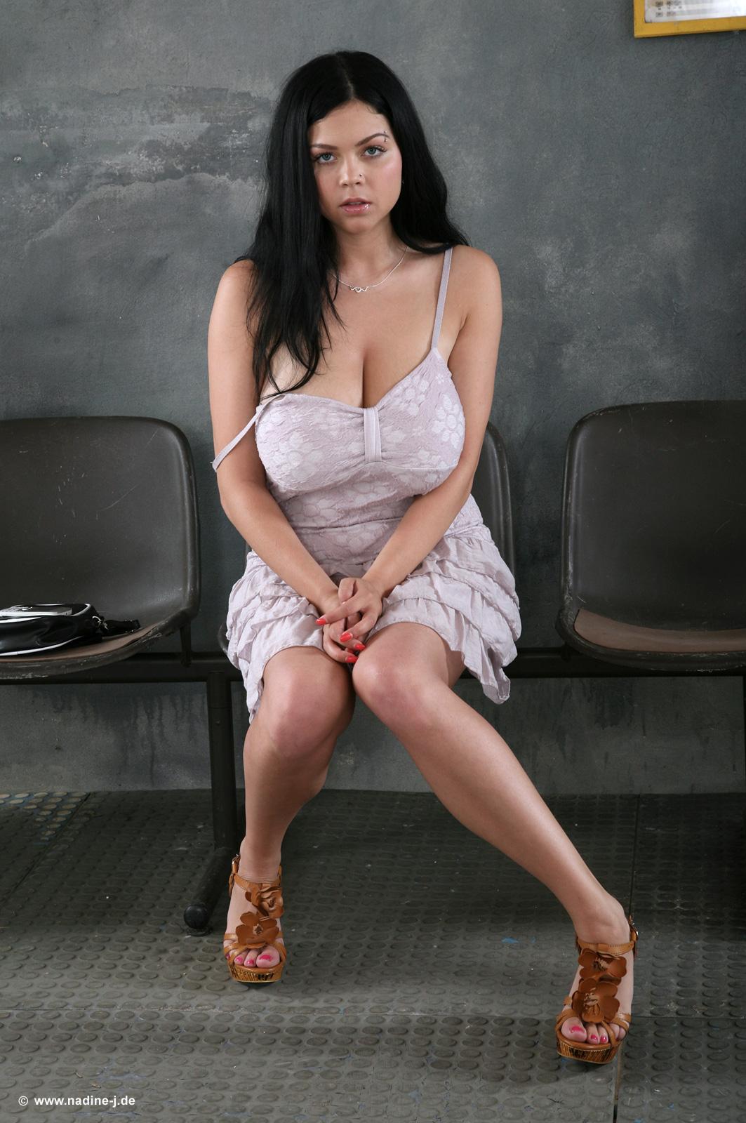 Female vein fetish