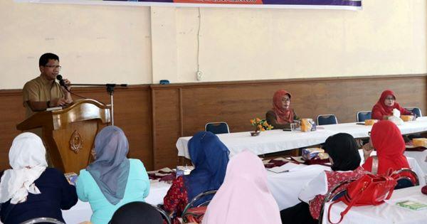 60 Perempuan Korban KDRT Terima Pelatihan Keterampilan