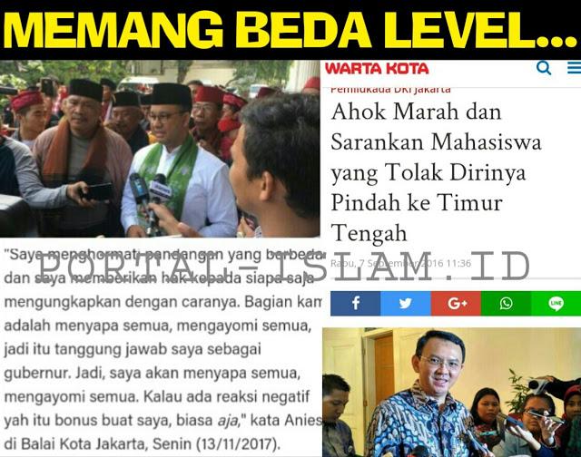 BEDA KUALITAS DAN LEVEL !!!DIPROTES Ananda Sukarlan, Anies: Biasa Aja, Diprotes Mahasiswa UI, Ahok: USIR KE TIMUR TENGAH!
