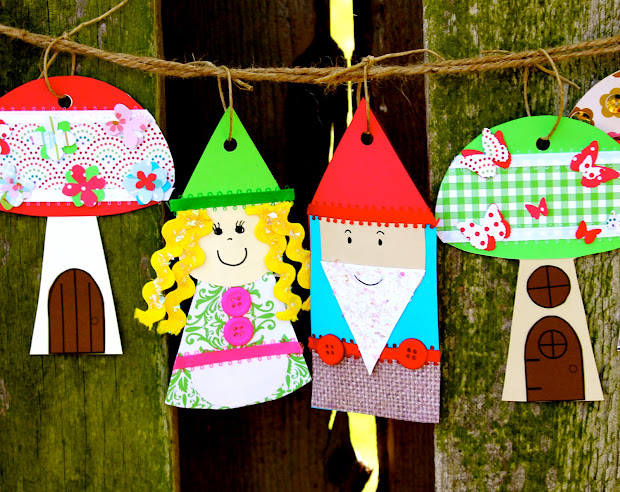 Garden Gnome Craft
