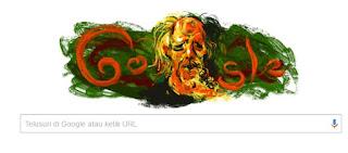 Sosok Affandi yang Muncul Google Doodle