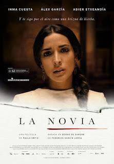 Cartel: La novia (2015)