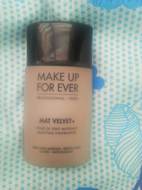 Make Up for Ever Mat Velvet