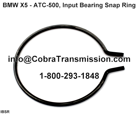 Cobra Transmission Parts 1-800-293-1848: BMW X5 ATC-500