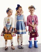 Collezione childrenswear Monnalisa