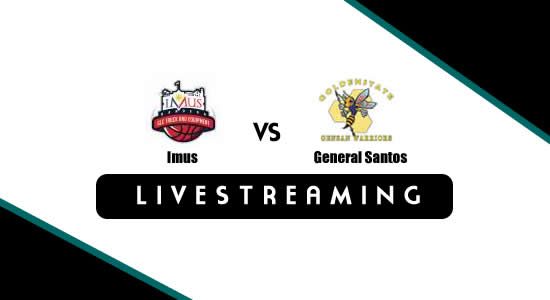 Livestream List: Imus vs General Santos June 23, 2018 MPBL Anta Datu Cup