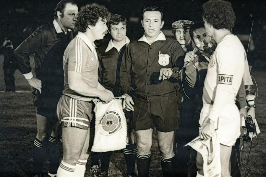 Chile y Colombia en Copa América 1979, 5 de septiembre
